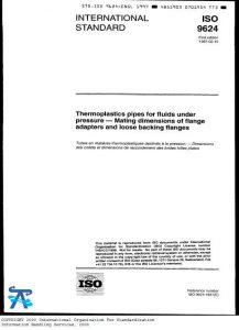 استاندارد ISO9624