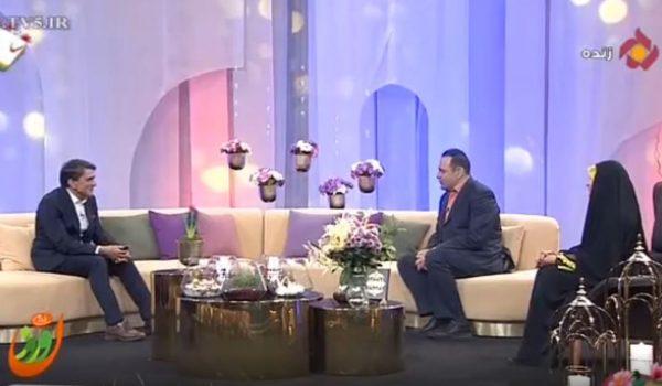 مصاحبه با مدیرعامل تکاب اتصال دماوند در شبکه 5 سیما